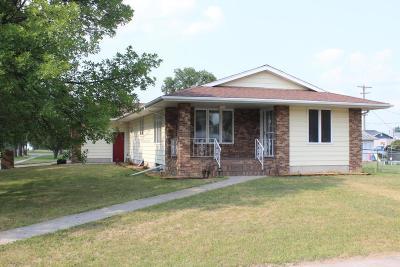 Ada Single Family Home For Sale: 201 3rd Avenue E