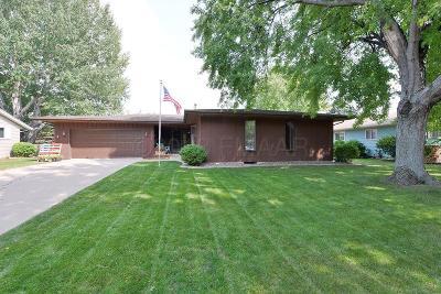 Fargo Single Family Home For Sale: 3614 10th Street S