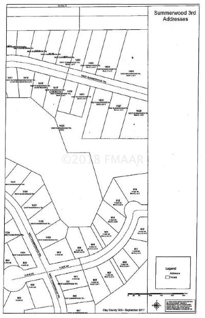Residential Lots & Land For Sale: 1427 Summerwood Trail W