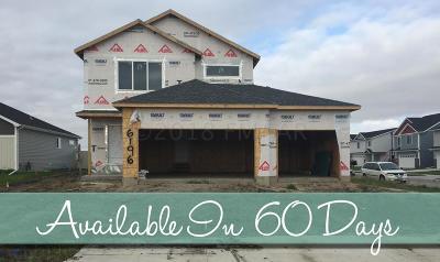 Fargo Single Family Home For Sale: 6196 60 Avenue S