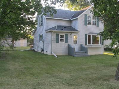 Hawley Single Family Home For Sale: 620 2 Street