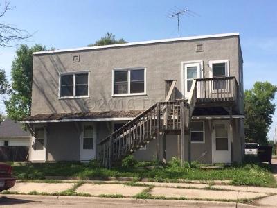 Dilworth Multi Family Home For Sale: 102 1 Avenue NE