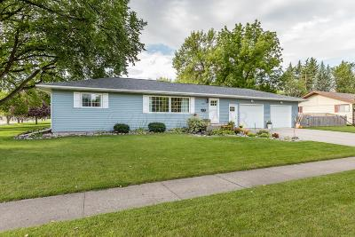 Moorhead Single Family Home For Sale: 1031 20th Avenue S