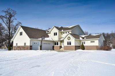 West Fargo Single Family Home For Sale: 5110 McMahon Estates Circle