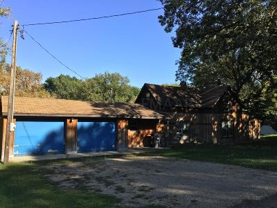 Fort Ransom Single Family Home For Sale: 236 Mill Road