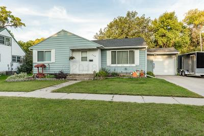 West Fargo ND Single Family Home For Sale: $177,000