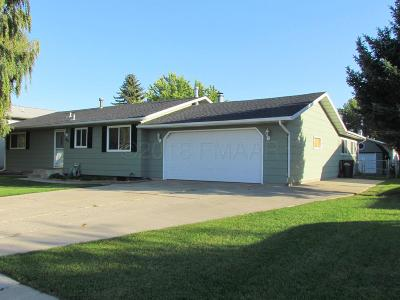 West Fargo Single Family Home For Sale: 649 7 Avenue E