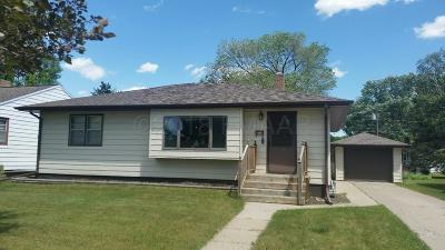 Moorhead Single Family Home For Sale: 1710 5th Street S