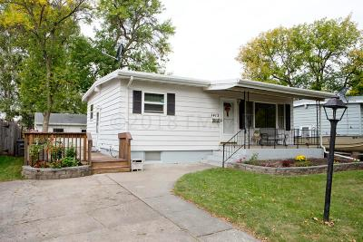 Moorhead Single Family Home For Sale: 1413 12th Street N