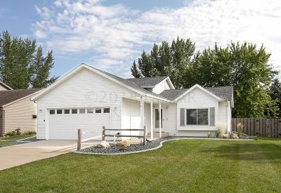 Fargo Single Family Home For Sale: 3901 10 Street N