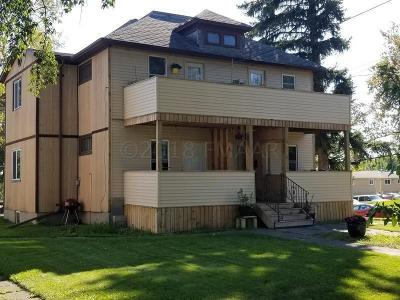 Fargo Multi Family Home For Sale: 901 1st Street N