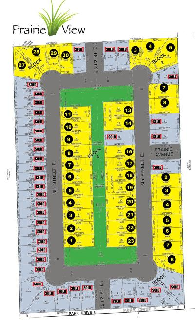 Horace Residential Lots & Land For Sale: 108 6 Street E