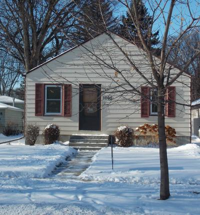 Moorhead Single Family Home For Sale: 1005 2nd Street S