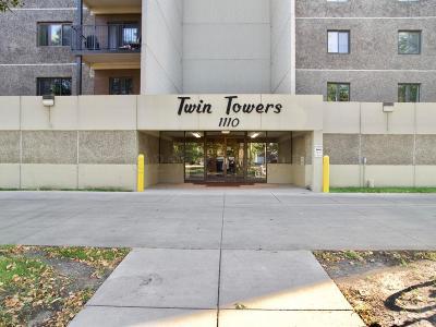 Fargo Condo/Townhouse For Sale: 1110 3 Avenue N #503E