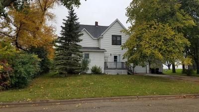 Forman ND Single Family Home For Sale: $64,900