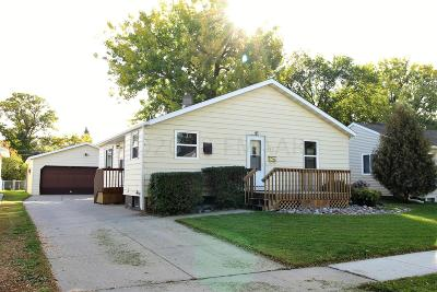 Single Family Home For Sale: 329 20 Street N