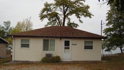 Detroit Lakes Single Family Home For Sale: 10836 Ida View View