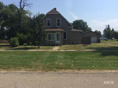 Lisbon ND Single Family Home For Sale: $27,500