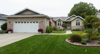 West Fargo ND Single Family Home For Sale: $312,500