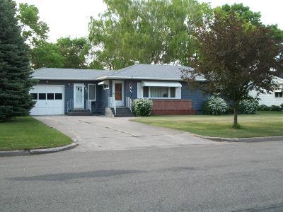 Ada Single Family Home For Sale: 607 4th Avenue E