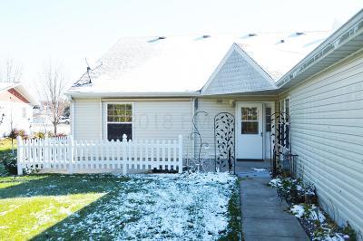 Fargo Condo/Townhouse For Sale: 5309 University Drive S #UNIT C