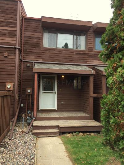 Fargo Condo/Townhouse For Sale: 1715 42 Street S