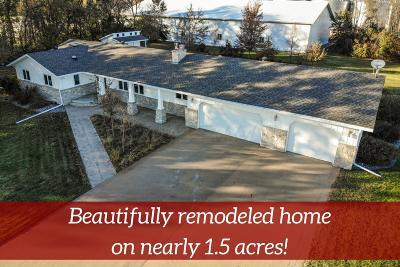 Casselton Single Family Home For Sale: 16127 35 Street SE
