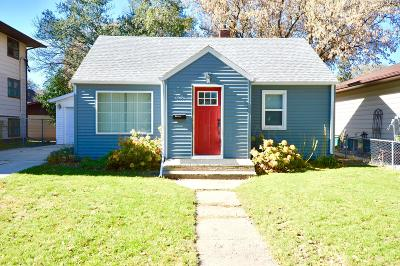Fargo Single Family Home For Sale: 1318 11 Street N