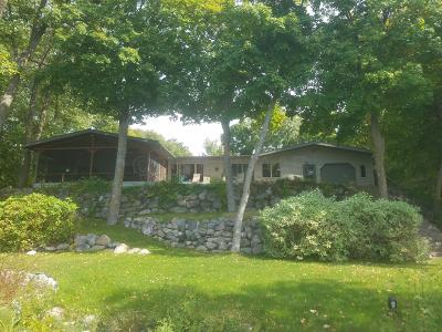 Single Family Home For Sale: 49273 Fish Lake Road