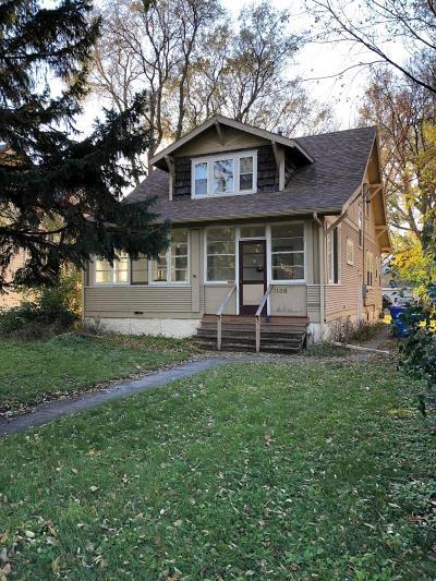 Fargo Single Family Home For Sale: 1136 Broadway -- N