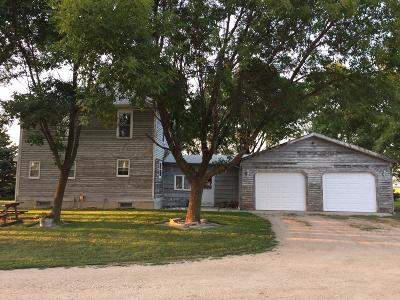 Wahpeton Single Family Home For Sale: 8060 Co Rd 7 --