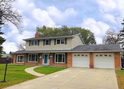 Fargo Single Family Home For Sale: 719 Park Drive S