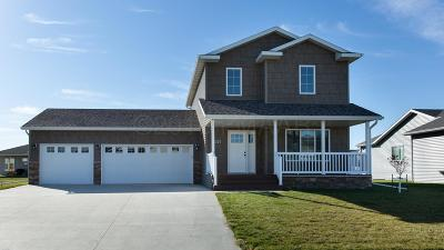 West Fargo ND Single Family Home For Sale: $298,500