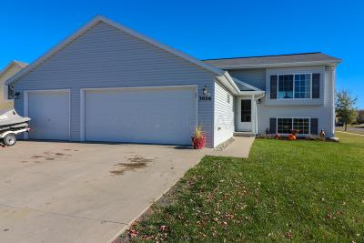 Moorhead Single Family Home For Sale: 3026 33rd Street S