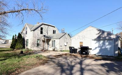 Detroit Lakes Single Family Home For Sale: 513 Davis Avenue