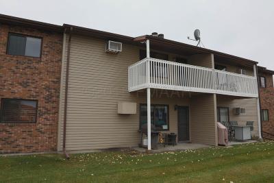 Fargo, Moorhead Condo/Townhouse For Sale: 2410 18th Street S #16