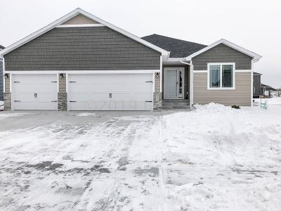 West Fargo Single Family Home For Sale: 2615 7th Street W