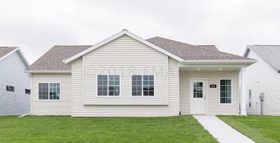 Fargo Condo/Townhouse For Sale: 2281 58th Avenue S