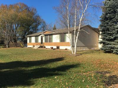 Casselton Single Family Home For Sale: 502 10 Avenue N