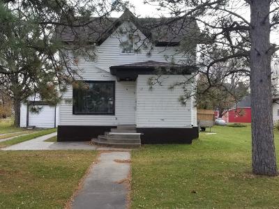 Halstad Single Family Home For Sale: 117 3rd Street E