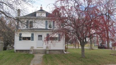 Hawley Single Family Home For Sale: 402 9 Street