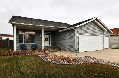 West Fargo ND Single Family Home For Sale: $249,900