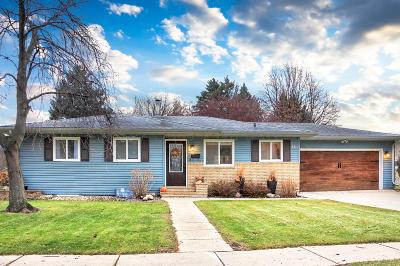 Moorhead Single Family Home For Sale: 2211 19th 1/2 Street S