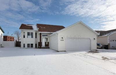 Fargo ND Single Family Home For Sale: $249,900
