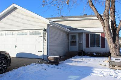 Fargo Single Family Home For Sale: 2843 35th Avenue S