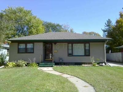 Moorhead Single Family Home For Sale: 214 15th Street S