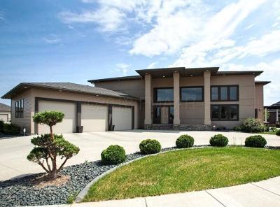 Fargo Single Family Home For Sale: 4334 Beach Lane S
