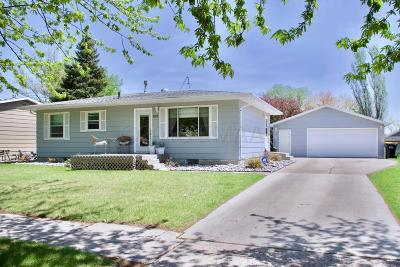 West Fargo Single Family Home For Sale: 1201 2 Street W