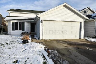 Fargo Single Family Home For Sale: 718 47 1/2 Street S