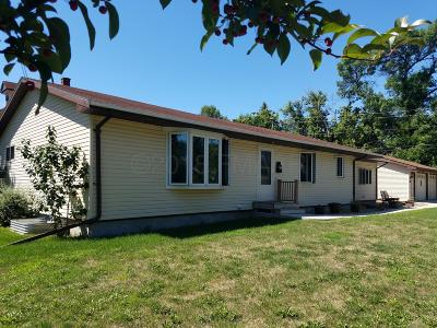 Wahpeton Single Family Home For Sale: 703 6th Avenue N